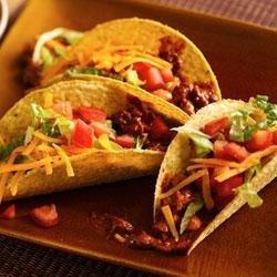 Easy Mole Tacos recipe