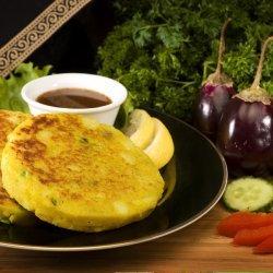 Vegetable Burgers recipe