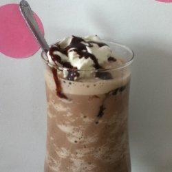 Cappuccino on Ice recipe