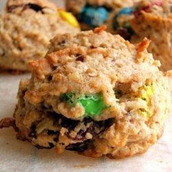 Monster Oatmeal Cookies recipe