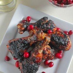 Cranberry BBQ Sauce recipe
