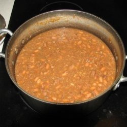Texas One Eye Jack's Pinto Beans recipe