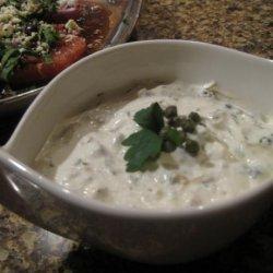 Creamy Caper Sauce recipe