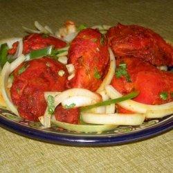 Tandoori Chicken (Made Easy) recipe