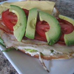 Super Easy Cobb Salad Sandwich (Deli-Style) recipe