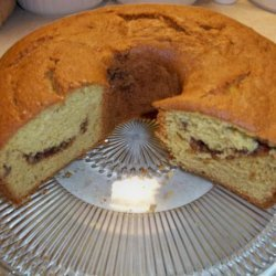 Banana Nut Coffee Cake recipe