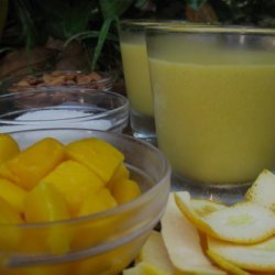 Mango Coconut Bliss Smoothie recipe