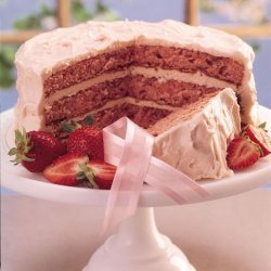 Strawberry Cake from Scratch recipe