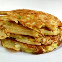 Vegetable Pancakes recipe