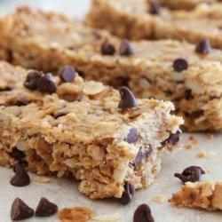 Chocolate, Nut and Seed Granola Bars recipe