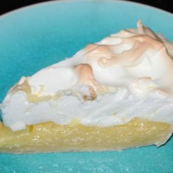 Classic Lemon Meringue Pie recipe