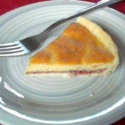 Bakewell Tart With Rice Flour recipe