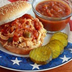 Pork Barbecue Sandwiches recipe