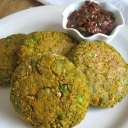 Vegetable Burgers recipe