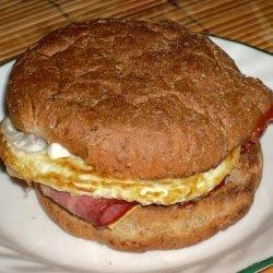 Breakfast Sandwich for One recipe