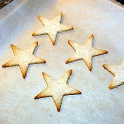 Gluten Free Star Cookies recipe