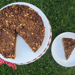 Banana Streusel Coffee Cake recipe