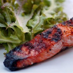 Grilled Salmon Paprika recipe
