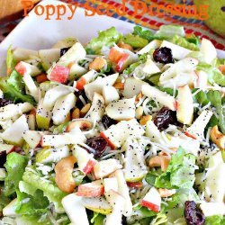 Fruit Salad With Poppy Seed Dressing recipe