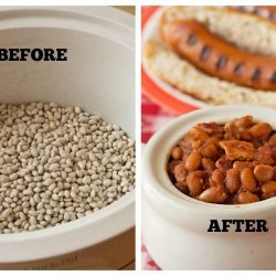 Slow Cooker Baked Beans recipe