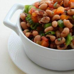 Black-Eyed Peas Salad recipe