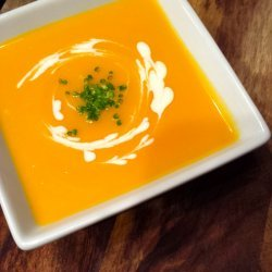 Butternut Bisque recipe
