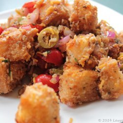 Bruschetta Salad recipe