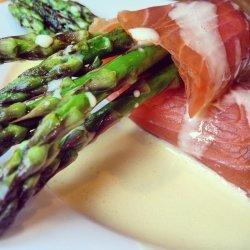 Asparagus and Smoked Salmon Bundles recipe