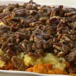 Spiced Sweet Potato Casserole recipe