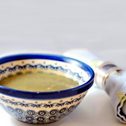 Green Soup With Ginger recipe