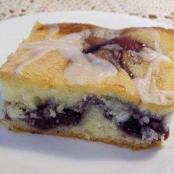 Coffeecake With Pie Filling Center recipe