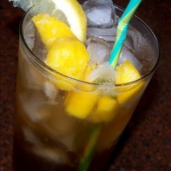 Garden State Iced Tea  the Fruit Bomb  recipe