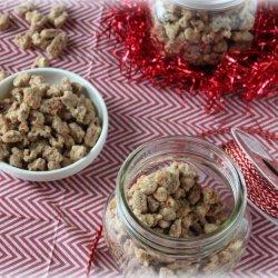 Holiday Pecans recipe