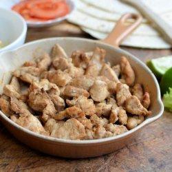 Ancho-Cumin Chicken Taco Filling recipe