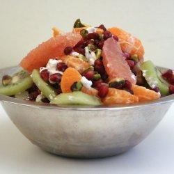 Delightful Fruit Salad recipe