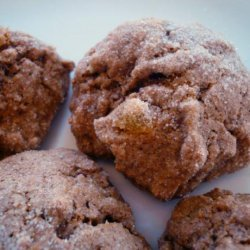 Soft Ginger Spice Cookies recipe