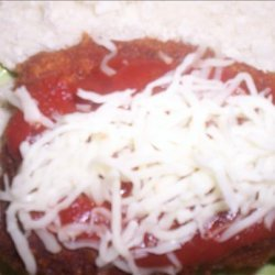 Italian-Style Pork Chop Sandwiches recipe