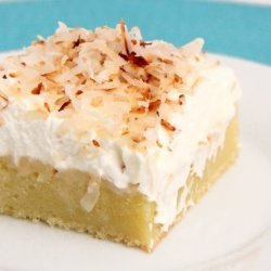 Coconut Tres Leches Cake recipe