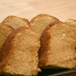 Less-Cook Pound Cake With Lemon Glaze recipe