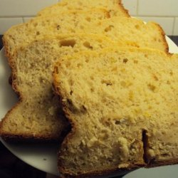 Potato Leek Bread (Abm) recipe