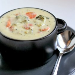 Easy Vegetable Chowder recipe