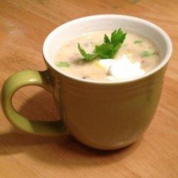 Chunky Baked Potato Soup #5FIX recipe