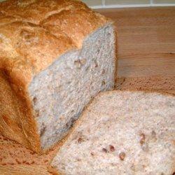 Maple and Pecan Bread for Bread Machine recipe