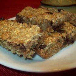 Elvis Oatmeal Bars recipe