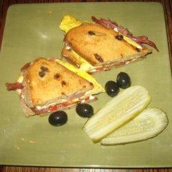 Irish Breakfast Sandwich recipe