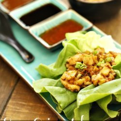 Easy Lettuce Wraps recipe
