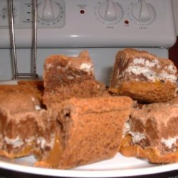 Cheryl's German Chocolate Bars With Coconut recipe