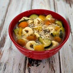 Italian Tortellini Soup recipe