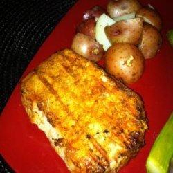 Apple Cumin Pork Chops recipe