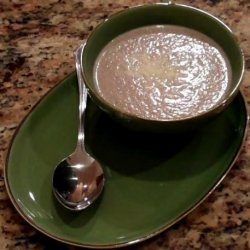 Aarsi's Ultimate Cream of Mushroom Soup recipe